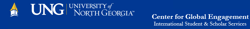International Student and Scholar Services - University of North Georgia